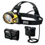 Petzl ULTRA VARIO BELT Ultra-Powerful Multi-Beam Headlamp