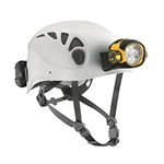 Petzl E54AW 1 Caving Helmet with Integrated ULTRA VARIO Headlamp