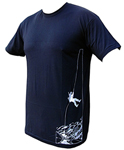 Petzl TACTICAL T-SHIRT Large Cotton T-Shirt