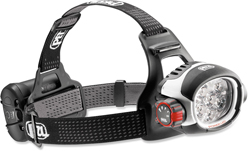 Petzl High Performance Headlamps petzl ultra rush