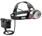 Petzl ULTRA RUSH BELT Ultra-Powerful Headlamp